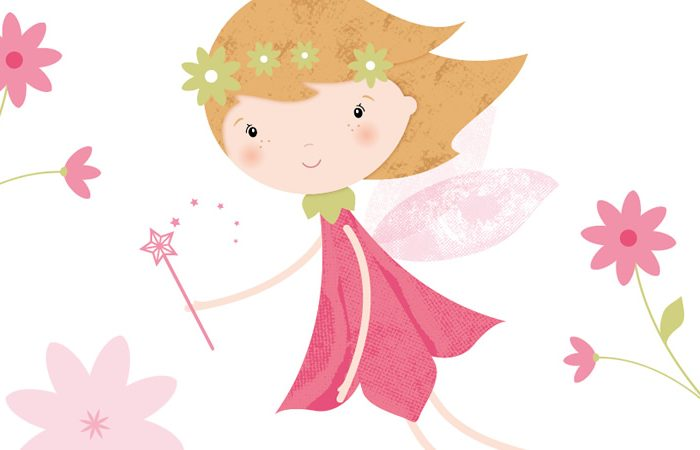 Whimsical Magical Garden Fairy Party Theme