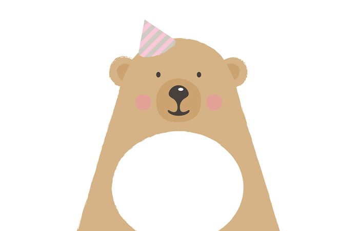 Cuddly Teddy Bear Party Theme