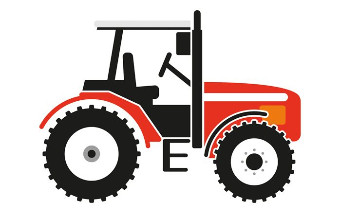 Red Tractor Party Theme